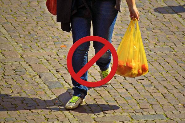 Verbot Plastiktüten Tansania