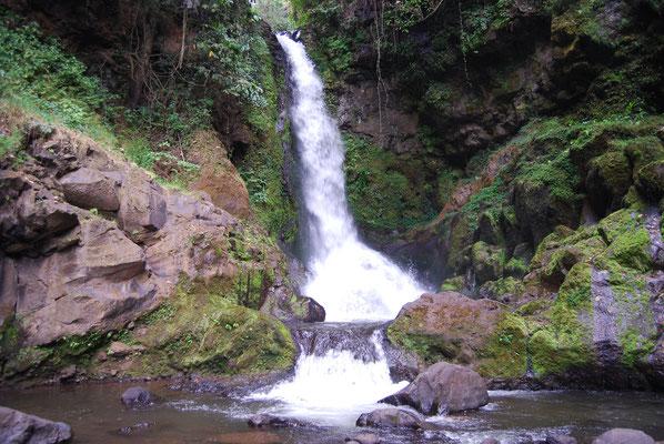 Wasserfall in Marangu
