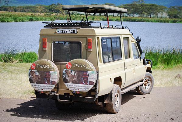 Twanga Touring Fahrzeuge