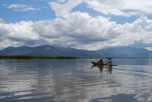Ausflug Lake Jipe