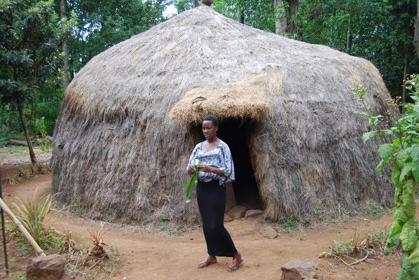 Chagga Hütte in Marangu