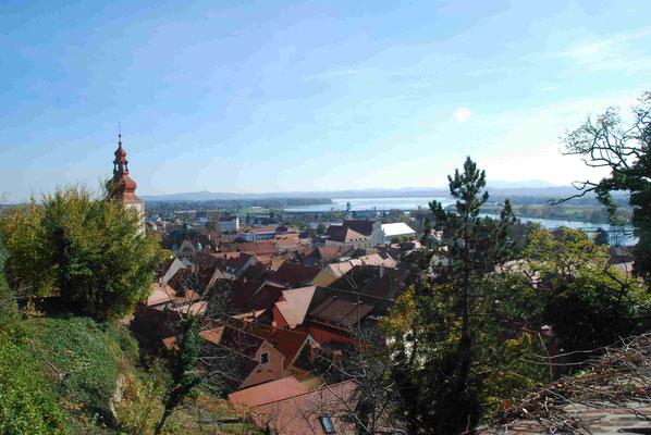Aussicht von Schloßberg