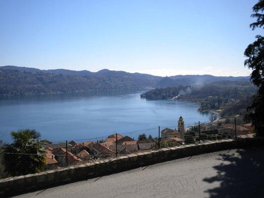 das letzte Bild vom Lago d Orta