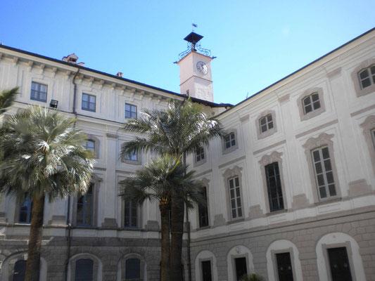 Isola Bella Palast der Borromäer