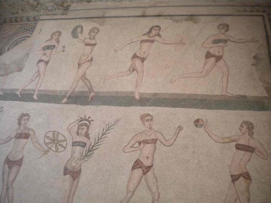 Die weltbekannten Bikinimädchen