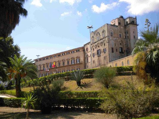 Castel von Palermo