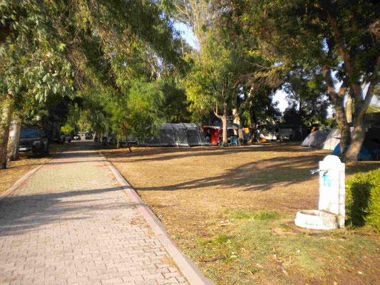 Campingplatz Menfi