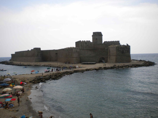 Blick auf das Castell
