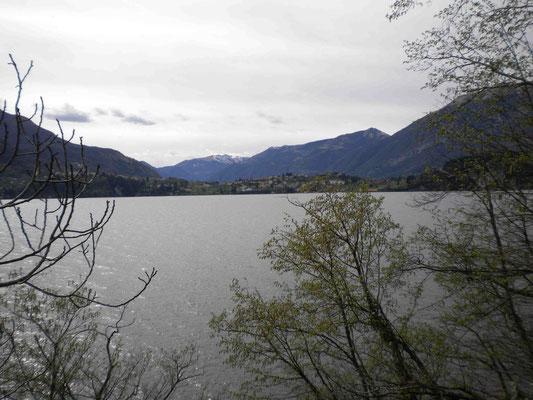 Lago d Mezzola