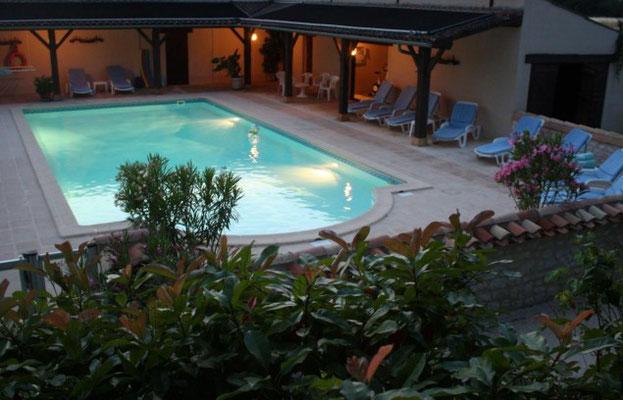 Gîte les Tilleuls - 4 épis - piscine privée