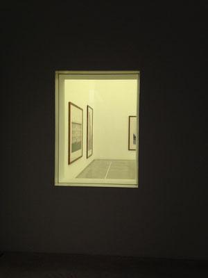 金沢でも途中下車して21世紀美術館にてトーマス・ルフ展。会場にぴったりでよかったです。