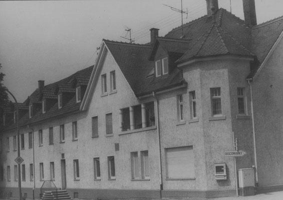 Die Jakobshöhe in den 60er-Jahren. Foto: Metzgerei Lindauer GmbH & Co. KG