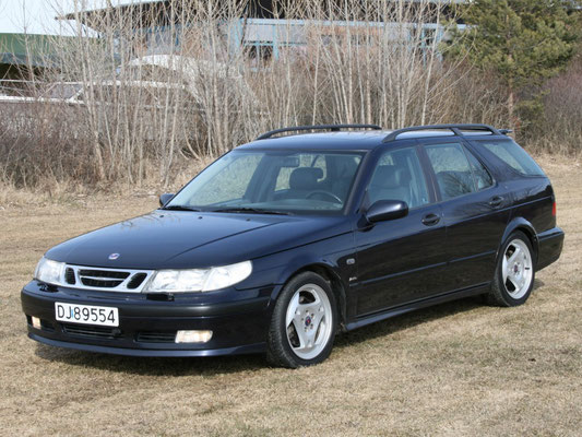 Saab 9-5 Estate E85