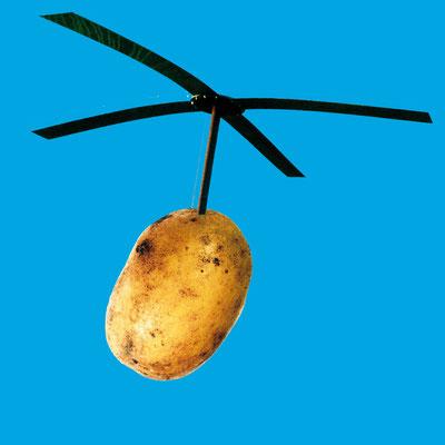 Kartoffeldrohne