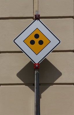Verkehrsschild / traffic sign