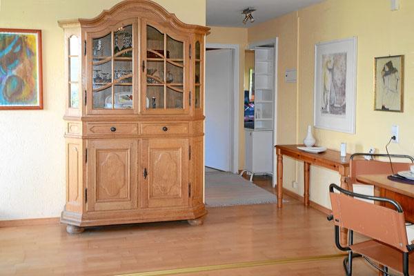 Einlieger-Wohnung mit eigenem Eingang