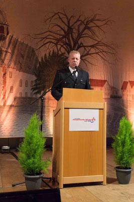 Kreisbrandinspektor Lars Henrich