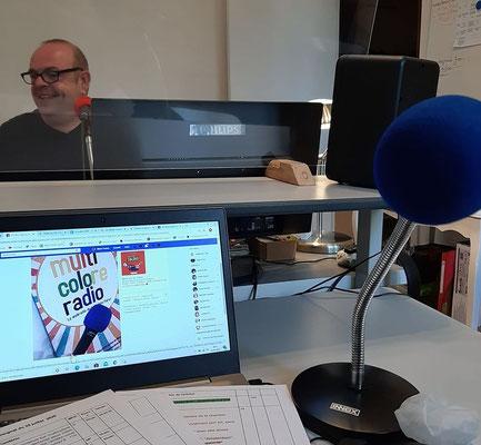 multicolore radio christophe chavarot webradio auvergne