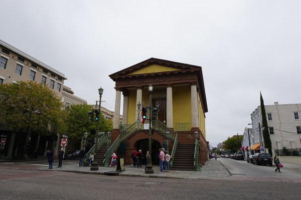 Charleston city