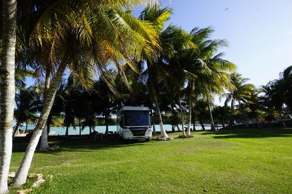 Caribbean Coast Camping
