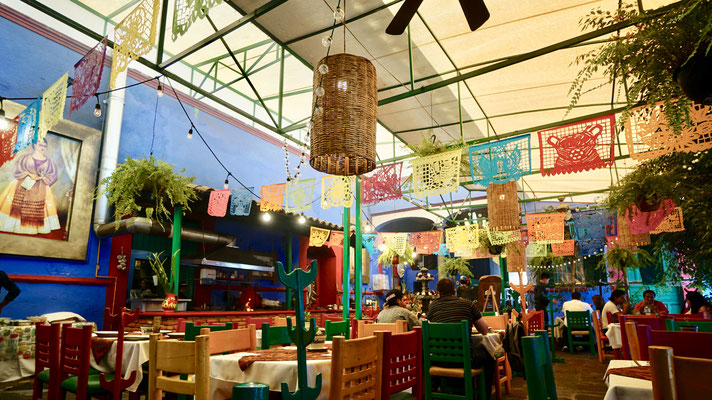Cholula, Grill Restaurant