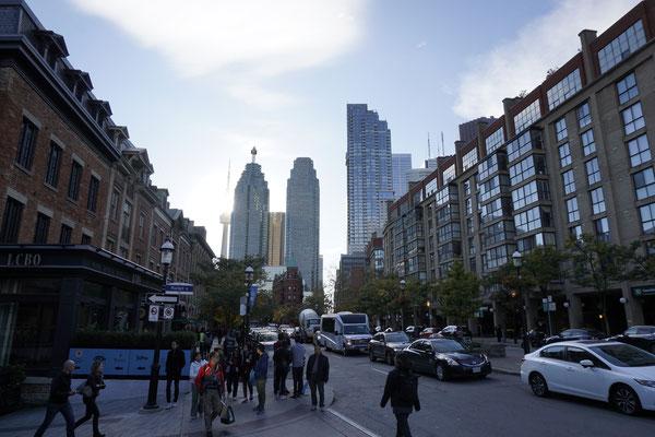 Toronto city
