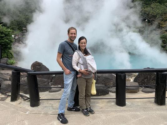 Umi jigoku...Hell tour in Beppu