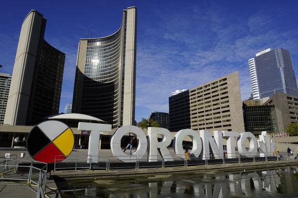 Toronto city,City Holl