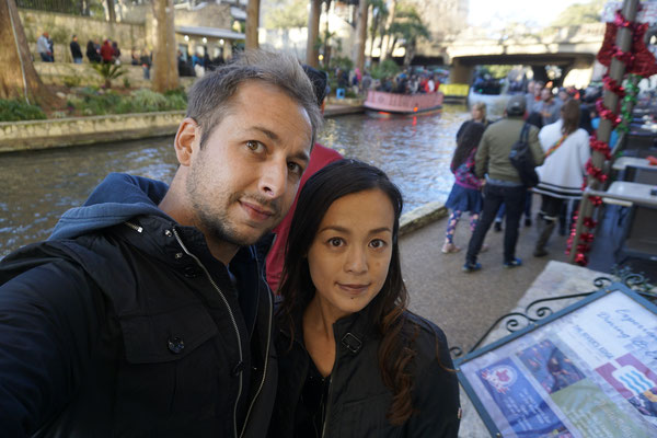 "San Antonio ""River Walk"""