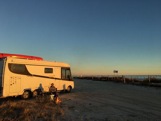 Rutehrford Beach