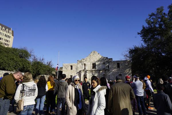 """San Antonio """"The Alamo"""""""