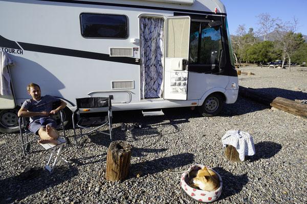 O'Neil campground
