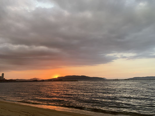 Momochi Beach
