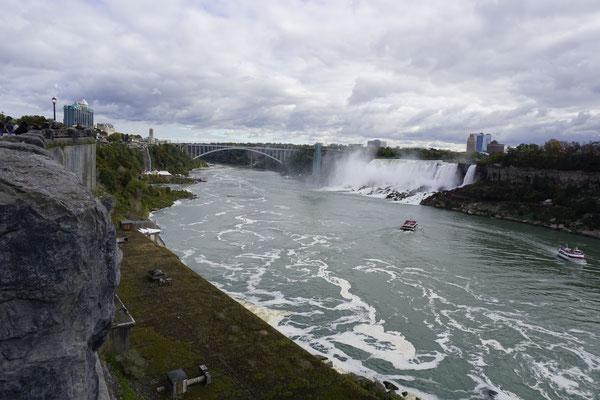 Niagara Falls,American Falls