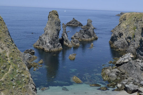la Bretagne Belle-Île-en-Mer