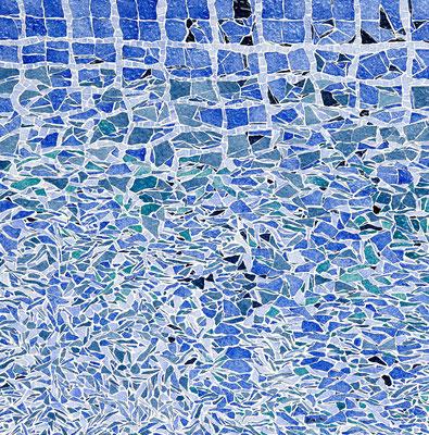 REFRACTION H2O_45cmx45cm_1500€_au lieu de 2000€