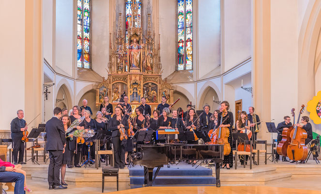 Das Orchester Laufental-Thierstein