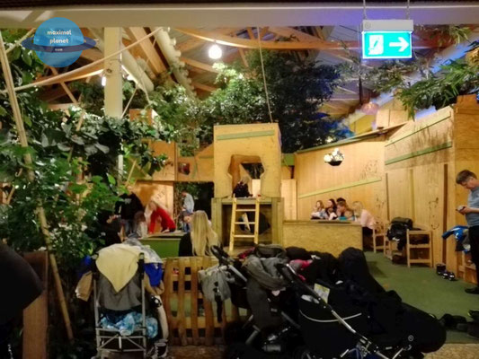 Spielplatz indoor Center Park Bostalsee (c) maximalplanet