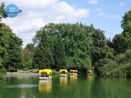 Gondoletta Luisenpark Mannheim