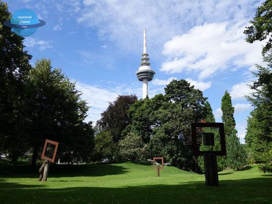Fernmeldeturm Luisenpark Mannheim