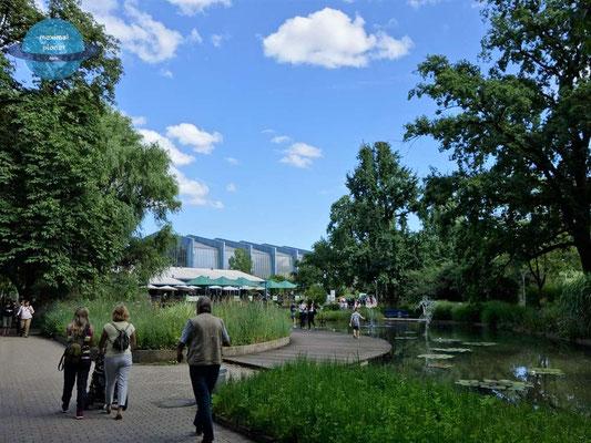 Pflanzenschauhaus Luisenpark Mannheim