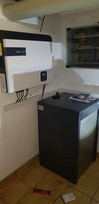 Powertrust Hybrid-Speichersystem
