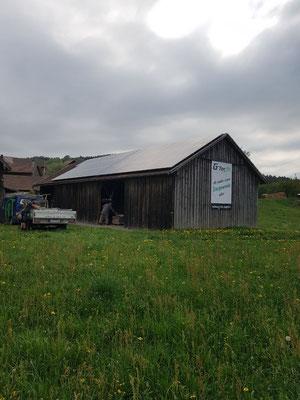 PV-Anlage in der Landwirtschaft