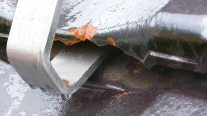 Dachhakenmontage PV-Dachhaken