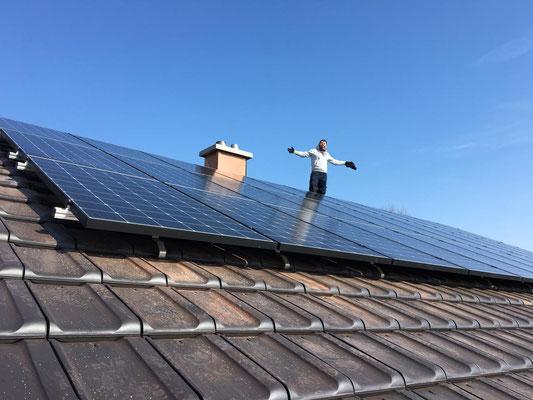 die geilste Solaranlage - Stromautark mit Sonnenenergie und einem Heimspeicher