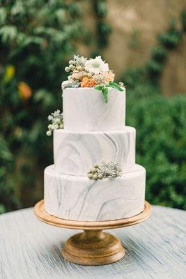 marble cake mariage