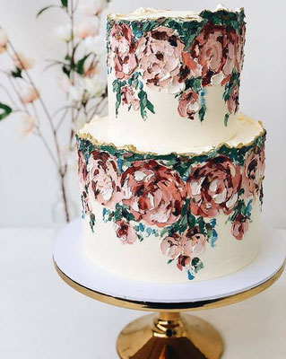 gâteau de mariage luxe montpellier
