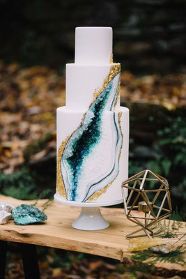 incroyable gâteau de mariage