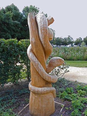 paradiesgarten - die Schlange