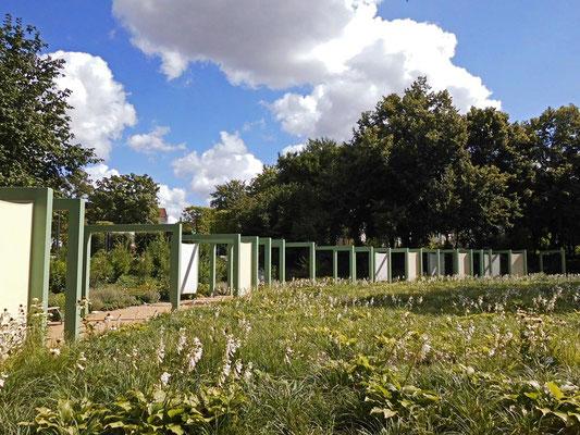 Garten der Aussicht - Pergola